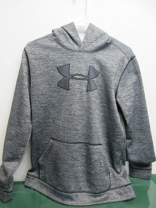 Under Armour youth XL hoodie - gray