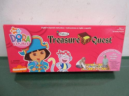 Dora treasure quest game, ages 3-8