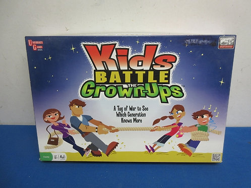 Kids Battle Grown Ups, game