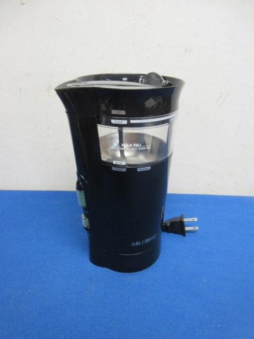 Mr.Coffee black coffee bean grinder, New