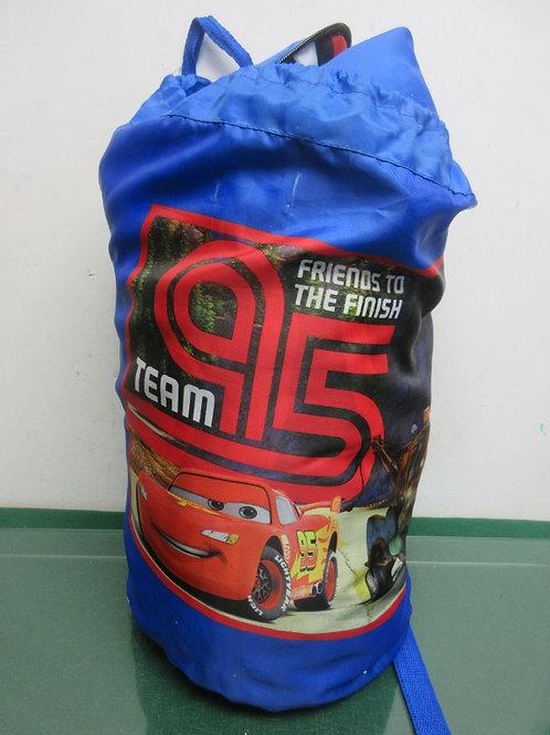 Disney Cars children's sleeping bag with carry bag