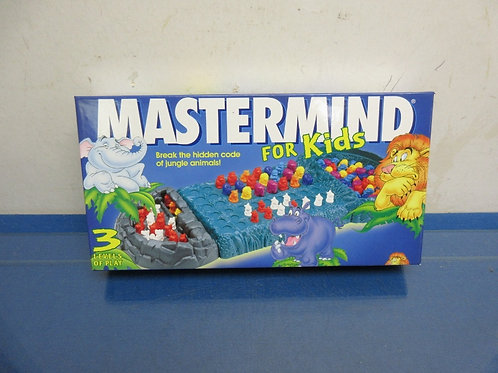 Mastermind for Kids-break the hidden code of jungle animals