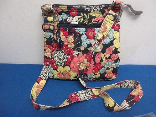 Multi-colored Vera Bradley shoulder purse
