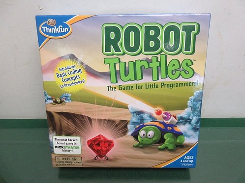 Think  Fun Robot Turtles, game for little programmers, ages 4& up