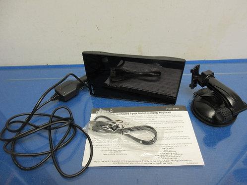 Garmin Drivesmart 61, gps with dash mount, usb plug & car charger