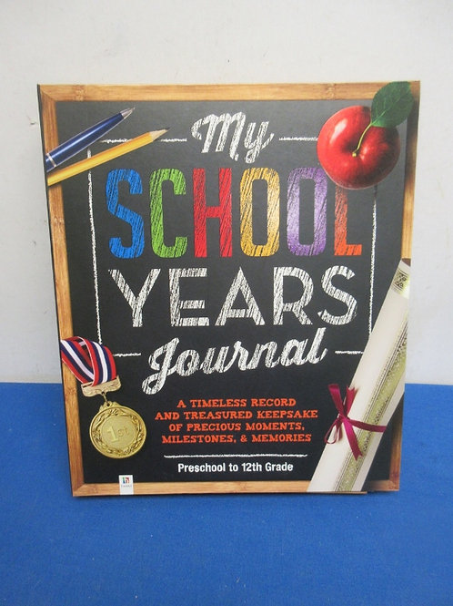 My School years journal, 2 available