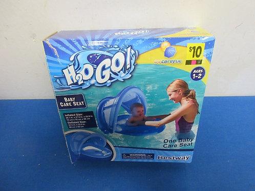 H2O grow babycare swimming seat