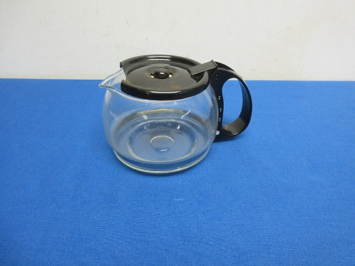 Small glass replacement coffee carafe