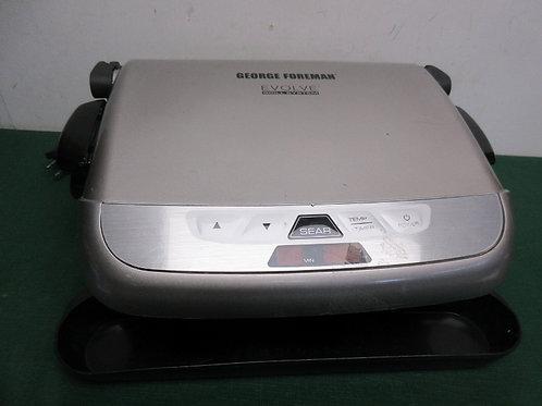 George Foreman large waffle iron