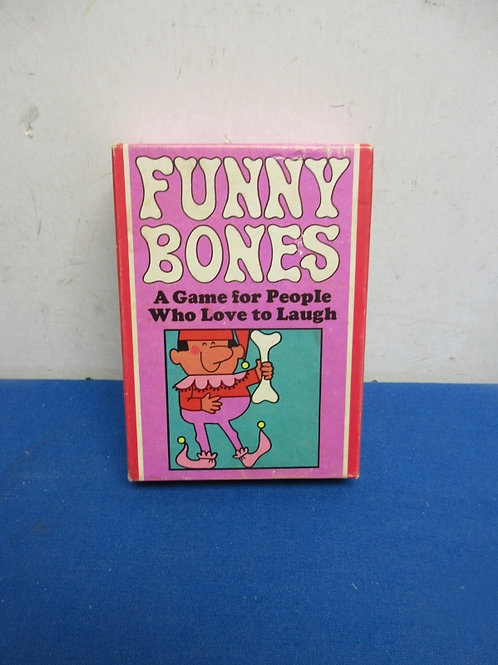 Funny Bones board game - for people who love to laugh