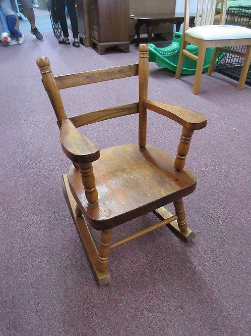 Cass Toys vintage children's rocking chair