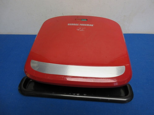 George Foreman red grill