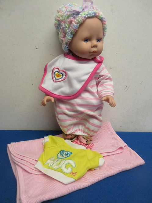 Circo  Baby doll with accessories