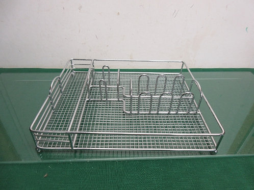 Cambridge silversmith silver buffet flatware caddy