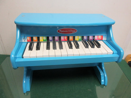 Melissa & Doug learn to play piano - blue