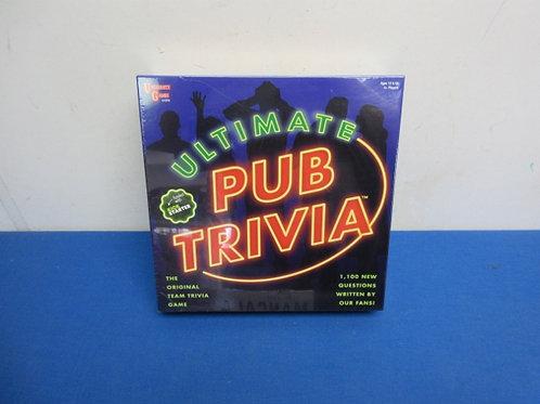 Ulitmate pub trivia game, New, Sealed