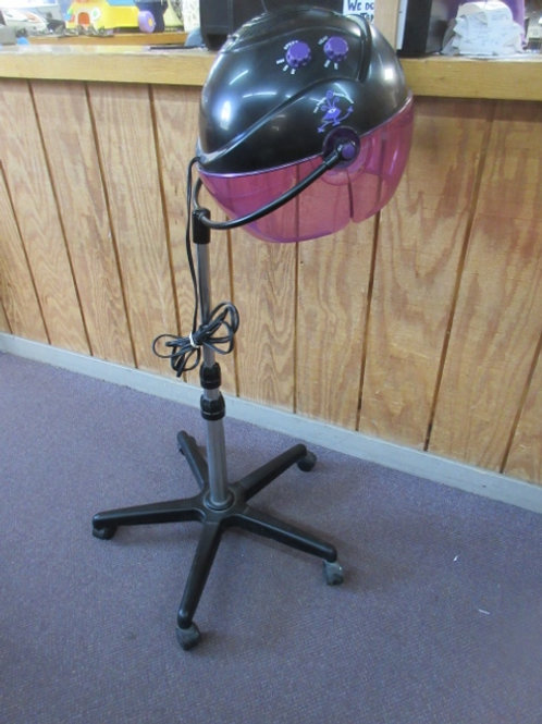 """Tourmaline tools """"Purple people heater, rollabout ionic hair dryer"""