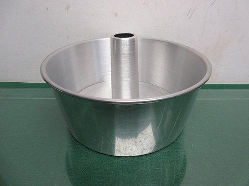 New Aluminum 2pc angel food cake pan