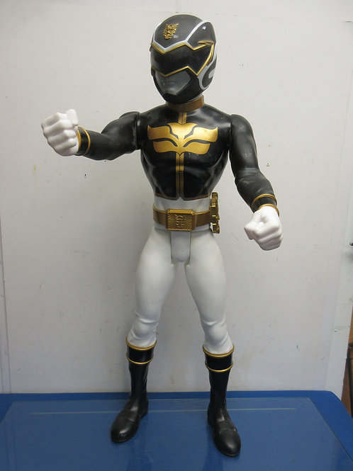 Power Ranger, 2 foot high toy statue with some moveable joints