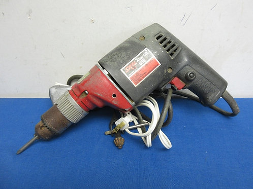 "Craftsman 3/8"" electric drill"