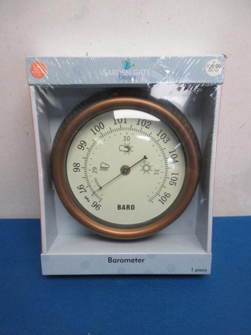 Barometer gage, New