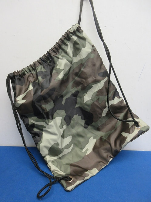 Camoflauge small carry bag