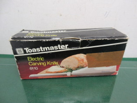 Toastmaster electric knife