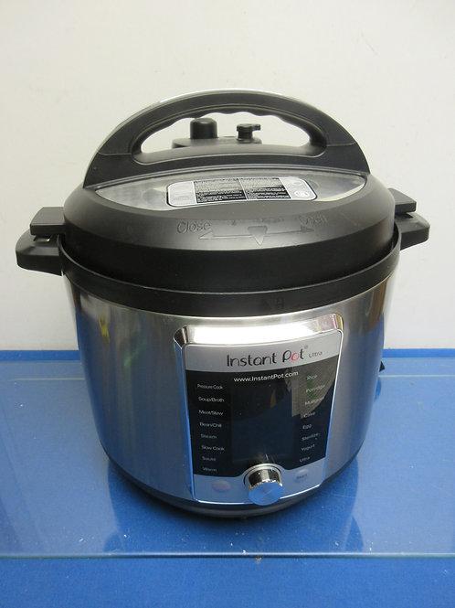 Instant Pot 10-in-1, multi use programmable 8qt instant pot, no instruction book