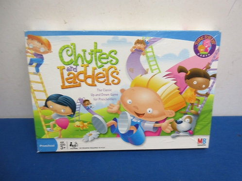 Chutes and Ladders board game - ages 3+