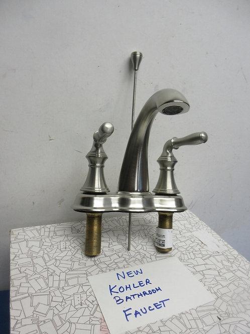 Kohler bathrrom faucet, New