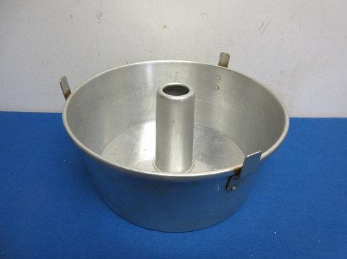 Angel food 2 pc bundt style aluminum pan