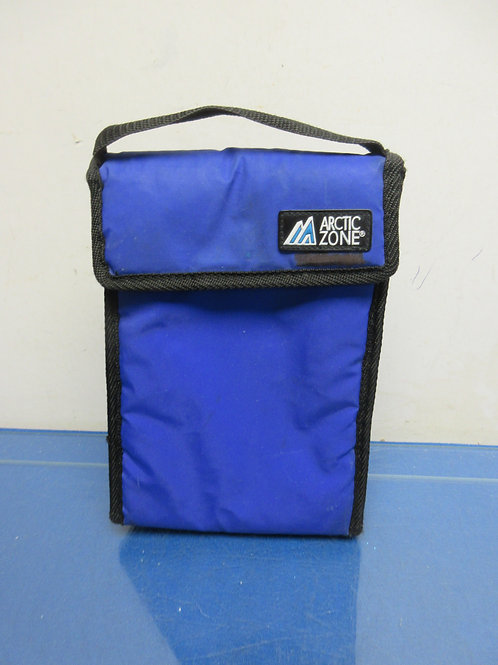 Artic Zone blue insulated lunch bag