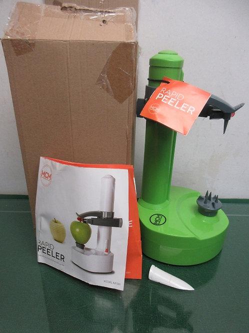 Rapid fruit and veggie peeler - green - brand new