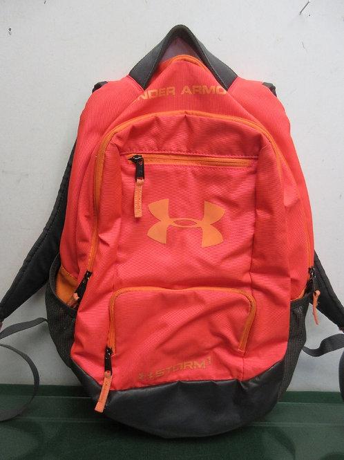 Under Armour backpack - flourescent orange