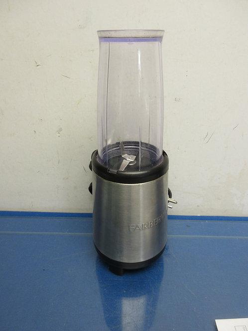 Farberware single stainless steel personal blender