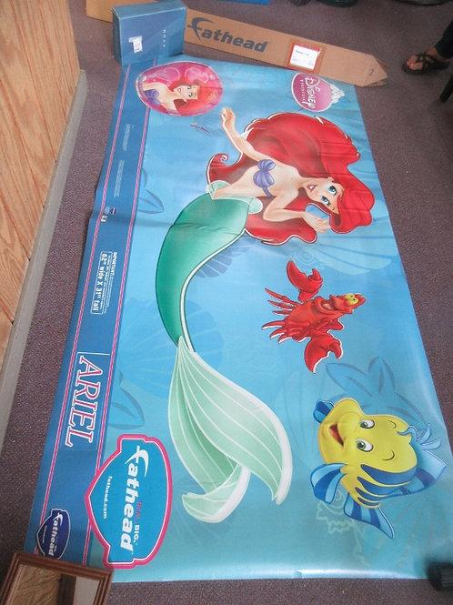 Fathead Disney Little Mermaid Ariel removeable wall decorations
