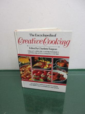Encyclopedia of creative cooking hardback book