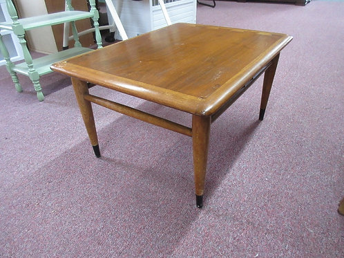 """Vintage Lane solid wood low end table 21x28x14""""high"""