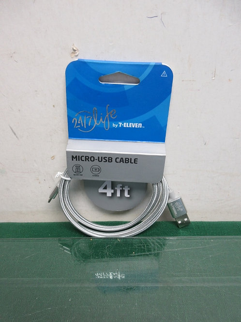 Micro-USB cable, New in package