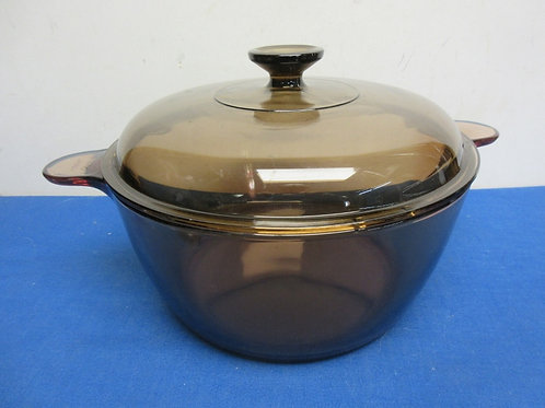 Corning Vision large casserole with lid, 4.5L