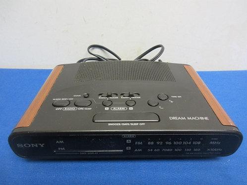Sony Dream machine clock radio