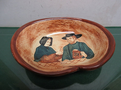 Pennsbury Pottery, Amish style bread bowl