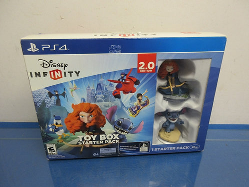 PS4 Disney Infinity 2.0 starter pack, New in box