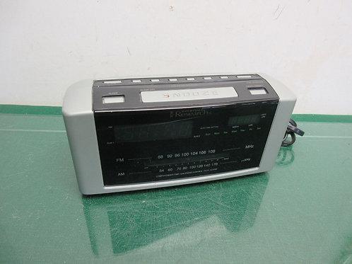 Emerson smart set AM/FM clock