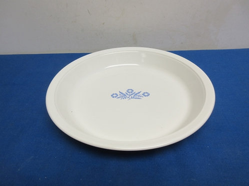 Corningware cornsilk pie plate