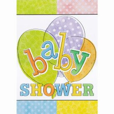 Invitation Baby Shower 8Ct