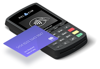 Helcim Card Reader | Helcim In Person Payments