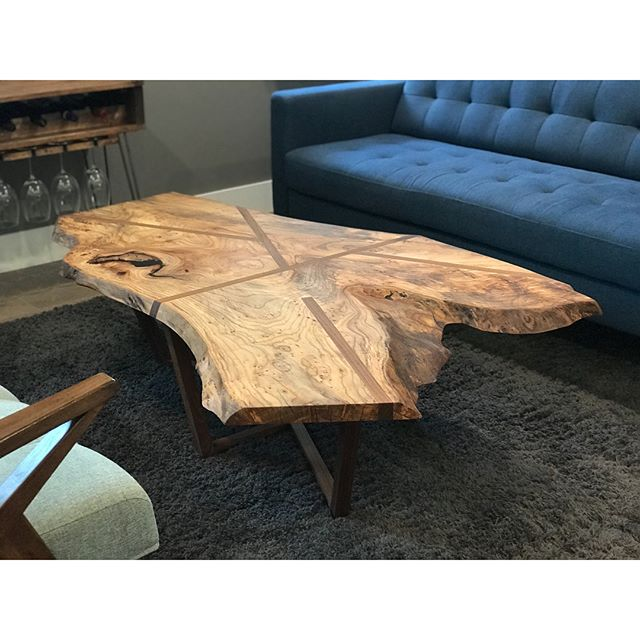 This very special coffee table now has a