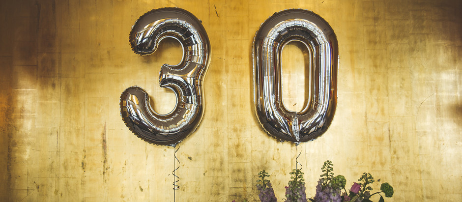 30 Years Down: What I've Learned So Far