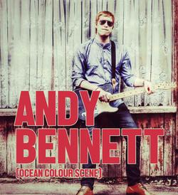 ANDY BENNETT